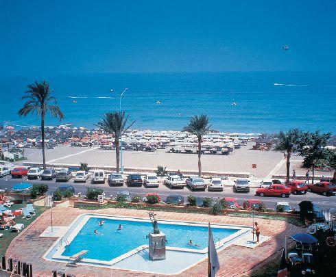 Философия Коста-дель-Соль в мае такова: извлечь максимум наслаждения из пляжного отдыха