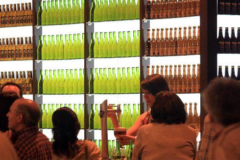 Дегустация алкогольных напитков «Salón de Gourmets»