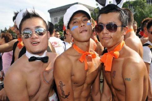 Барселонцы более, чем лояльно относятся к сексуальным меньшинствам
