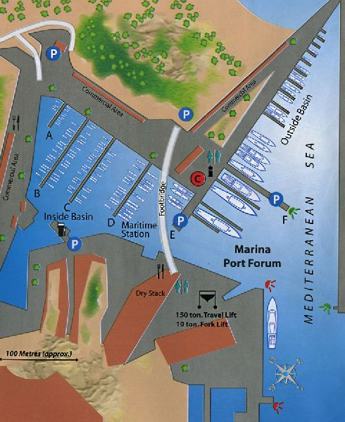 ''Marina Port Forum''