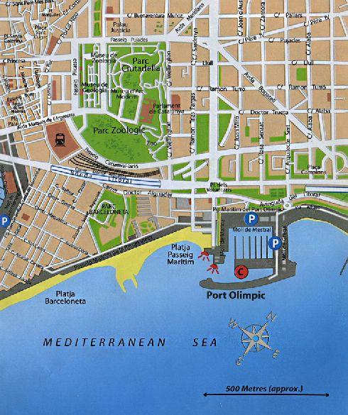 ''Port Olimpic''