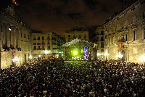 Фестиваль ''Бам'' всегда собирает огромное количество народа
