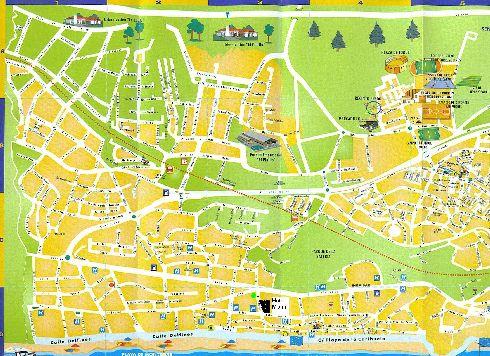 Подробная карта Торремолиноса 2