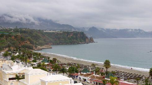 Ноябрь на Коста-дель-Соль - начало низкого сезона, на пляжах уже не купаются