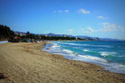Ноябрьская погода на Коста-дель-Соль не может похвастаться стабильностью