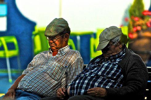 Испанцы хорошо работают, но и любят отдыхать! (Фото с ridus.ru)