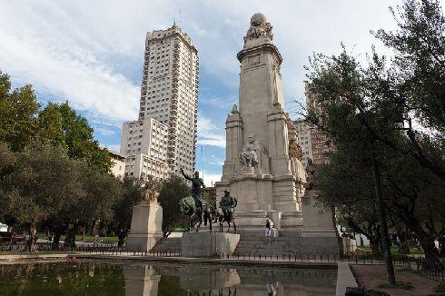 Первая половина сентября в Мадриде может выдаться жаркой, но, конечно, речь идёт уже не о той жаре, что настигает город летом