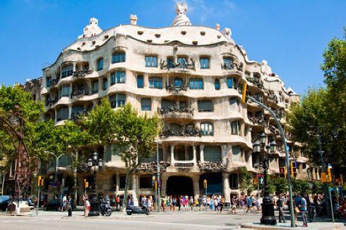 В мае в Барселоне свежо и весело!