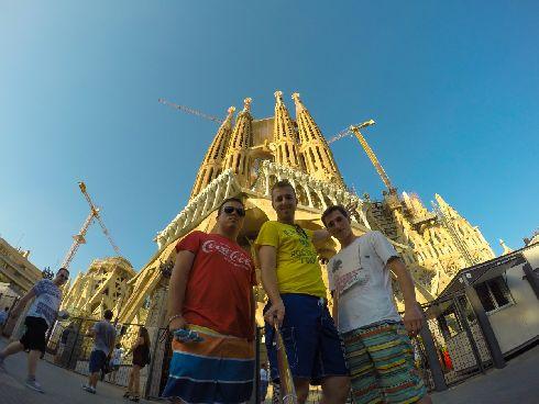 В Барселоне некогда скучать - узнайте, чем заняться в одном из прекраснейших городов мира!