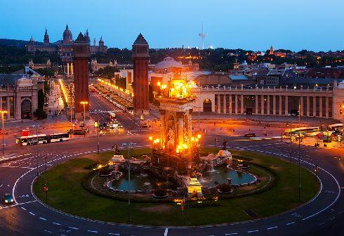Дворец  Площадь Испании