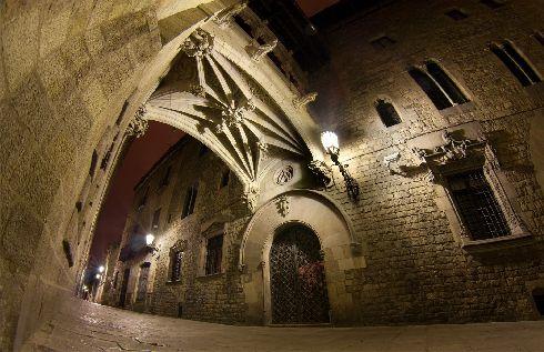 Средневековая Барселона