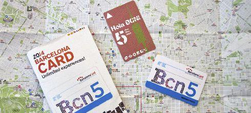 Barcelona Card - отличный вариант экономии на транспорте и музеях!