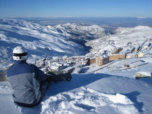 Отличный горнолыжный  отдых в Испании зимой