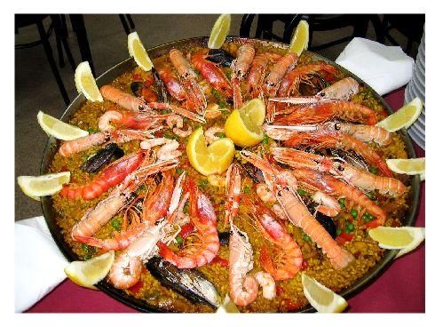 Кухня Каталонии - еще одна причина здесь побывать!