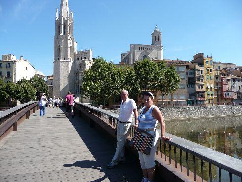 В Каталонии находятся несколько интересных городов, таких, как Жирона