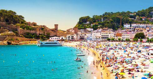 Отдых на курорте Тосса-де-Мар в Испании