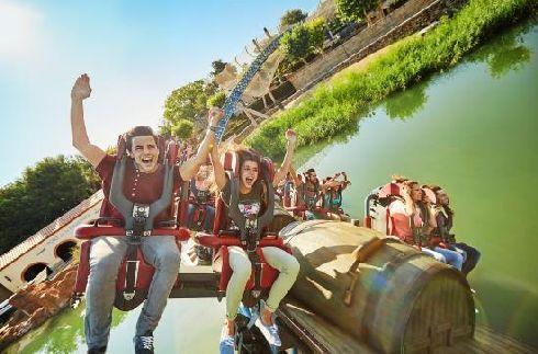 Порт Авентура - грандиозный развлекательный парк