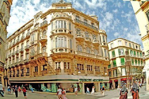 Felix Saenz - один из старейших торговых домов Малаги