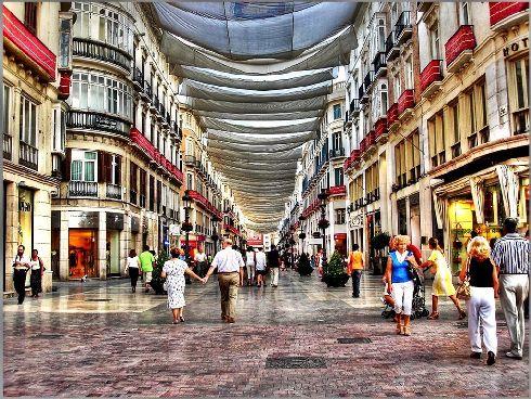 Если вы оказались в Малаге не упустите возможность пройтись по магазинам!